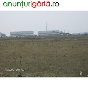 Imagine anunţ Teren Buftea Gara 3595 mp Industrial