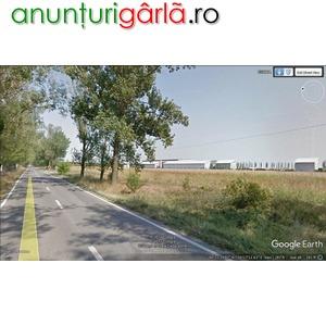 Imagine anunţ Vand teren Otopeni Afumati Petrachioaia 2.8Ha Industrial