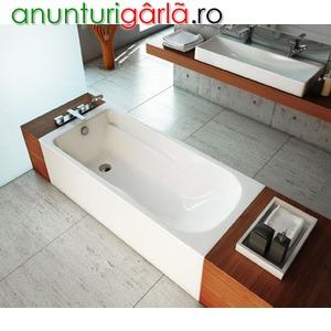Imagine anunţ cazi de baie Timisoara - cada baie confortabila