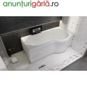 Imagine anunţ cazi de baie - cada baie
