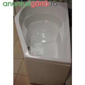 Imagine anunţ cazi de baie colt - cada baie colt