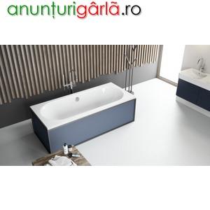 Imagine anunţ cazi de baie dreptunghiulare Timisoara