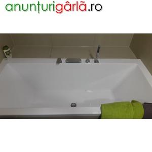 Imagine anunţ cazi de baie dreptunghiulare