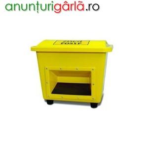 Imagine anunţ Container pentru materiale granulare