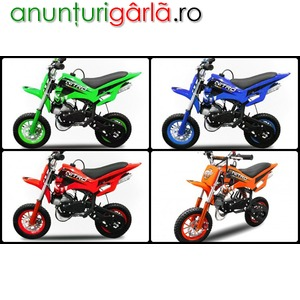 Imagine anunţ OFERTA MOTOCROSS DIRTBIKE DS67
