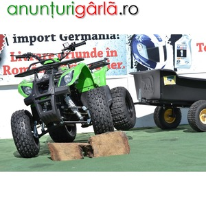 Imagine anunţ SUPER OFERTA ATV MODEL:GRIZZLY-OFFROAD 125CMC