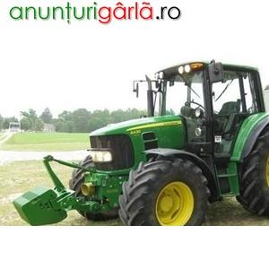 Imagine anunţ Tractoare agricole John Deere 6430