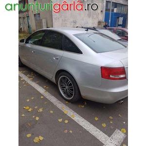 Imagine anunţ Vand Audi A6 quattro, sau schimb cu utilaje agricol