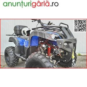 Imagine anunţ ATV 125 Mega Warrior R10 Germania pe sasiu de 150 cu 2 locuri OffRoad