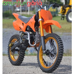 Imagine anunţ ATV Ieftin 125cc Yamaha Import Germania