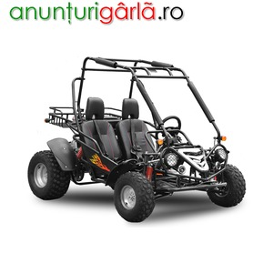 Imagine anunţ ATV NITRO 200cc Buggy – 2 Persoane, Import germania