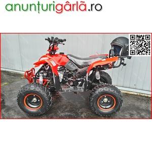 Imagine anunţ ATV-NOI BEMI 125 KXD NITRO BigFoot Casca Bonus +