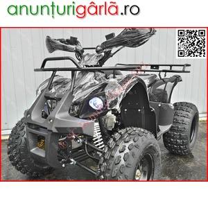 Imagine anunţ ATV-NOI BEMI 125cc KXD NITRO TORINO Semiautomatik