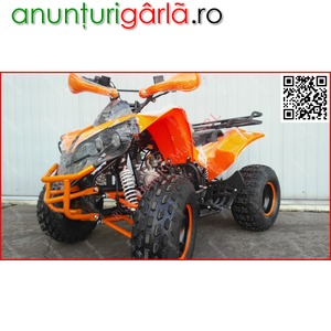 Imagine anunţ ATV Noi Yamaha RENEGADE 125 SemiAutomatic 2018