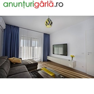 Imagine anunţ Apartament 2 camere mobilat si utilat premium