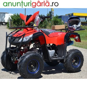 Imagine anunţ Atv Nitro-Motors125Cmc BmwTrex Rg8''