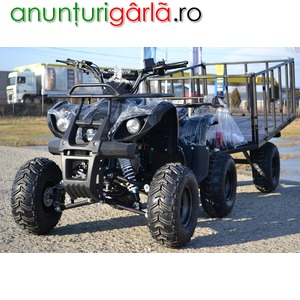 Imagine anunţ Atv Nitro-Motors125Cmc Hummer Rg7''