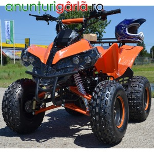 Imagine anunţ Atv Nitro-Motors125Cmc Warrior Rg8''