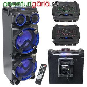 Imagine anunţ Boxa portabila Ibiza Sound STANDUPDJMKII