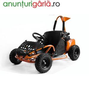 Imagine anunţ GoKart Yamaha Buggy BEMI mini 80cc OHV 4 Timpi