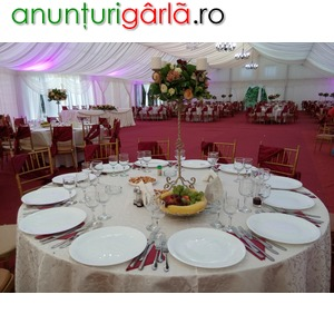 Imagine anunţ Inchirieri Corturi Nunta Evenimente Nunti Botezuri