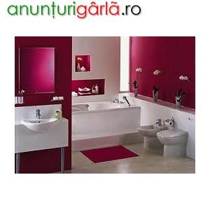 Imagine anunţ Instalator. Non-Stop Instalari Aragaze hote, boilere, Montaje robineti Montaj centrale termice obiecte sanitare lavoar, chiuveta, wc, bideu, cabina de dus sau