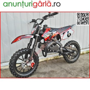Imagine anunţ MINI MOTO Yamaha 50cc POKET livrare gratuita