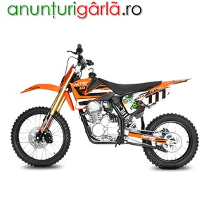 Imagine anunţ Moto Cross Yamaha BEMI NITRO Hurricane 250 de vanzare