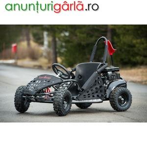 Imagine anunţ Nitro-Motors 1000W GoKid KArt Rg6''