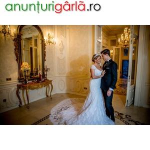Imagine anunţ Povestea nuntii tale in mainile un fotograf premiat de nenumarate ori in Romania si international