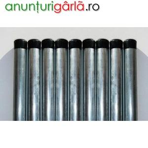 Imagine anunţ Stâlpi metalic la cel mai bun preț