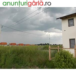 Imagine anunţ Teren Intravilan 370 mp Saftica ideal casa