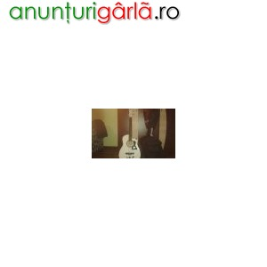 Imagine anunţ Vand Chitara Acustica Jervis Urgent + Husa Inclusa