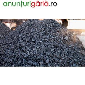 Imagine anunţ carbune lignit sortat si ambalat la sac 33 kg
