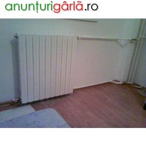Imagine anunţ montaj sisteme de incalzire