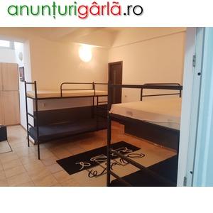 Imagine anunţ proprietar inchiriez Berceni camera spatioasa cu 4 paturi