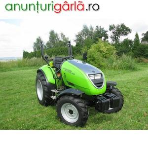 Imagine anunţ tractor 35 cp