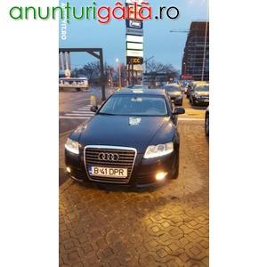 Imagine anunţ Audi A6 facelift 2001