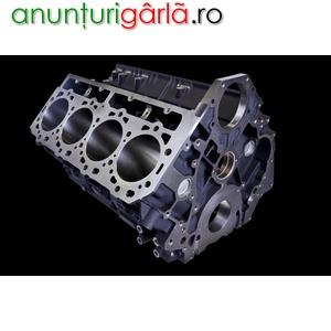Imagine anunţ Blocuri motor, pistoane compresoare, turbine, electromotoare camioane