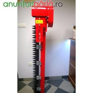 Imagine anunţ Cutite rapita laterale hidraulice sau electrice noi