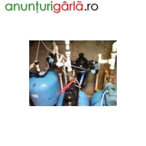 Imagine anunţ Instalator Damaroaia-Dorobanti-Baneasa