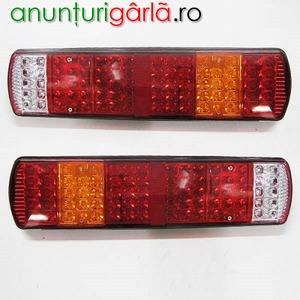 Imagine anunţ Lampi semnalizare, faruri, convertor camioane