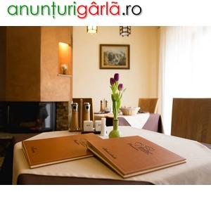 Imagine anunţ Mape meniu restaurant - coperti meniuri clasice si moderne