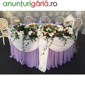 Imagine anunţ Organizator evenimente nunti/botezuri etc.