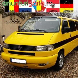 Imagine anunţ Transport Persoane [Germania, Austria, Romania, Belgia, Olanda]