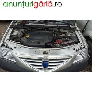 Imagine anunţ Vand motor dacia logan 1. 5 dci euro 3 an 2006 km tip motor k9k - 792 ! motorul se vinde complet sau fara anexe ! motorul se afla pe masina se porneste pt orice