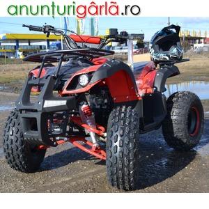 Imagine anunţ ATV Hummer M7 125 CC Casca Cadou NOU