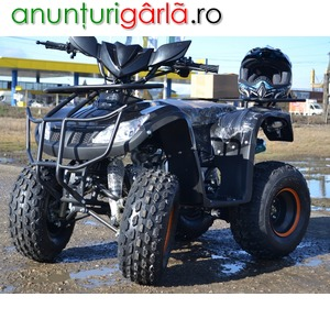 Imagine anunţ Atv-125cmc/Rs8 Model:T-Rex/An-2018
