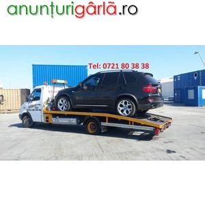 Imagine anunţ Tractari auto - masini Bucuresti - Ilfov, Autostrada A1, A2, A3