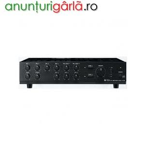 Imagine anunţ Amplificator-mixer A-1706, cu o putere de